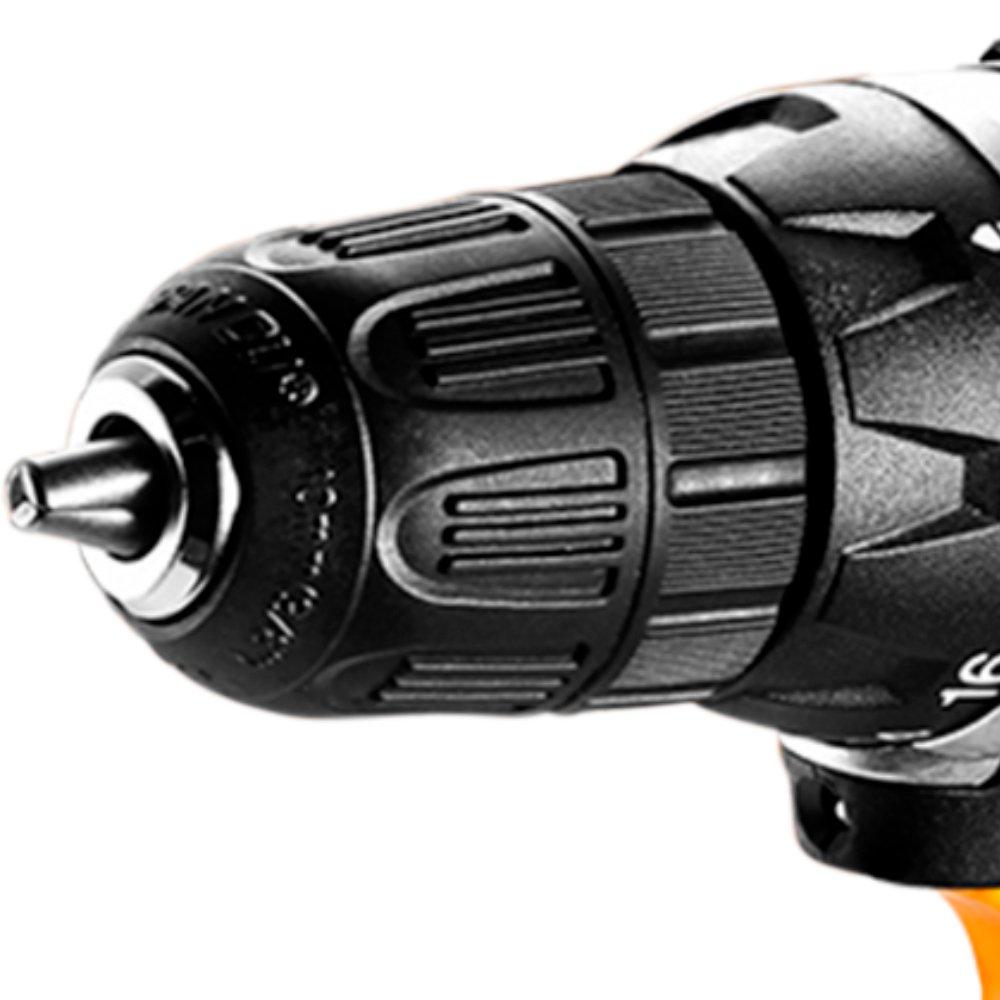 Parafusadeira/Furadeira a Bateria 12V 3/8 Pol. 28Nm - Imagem zoom