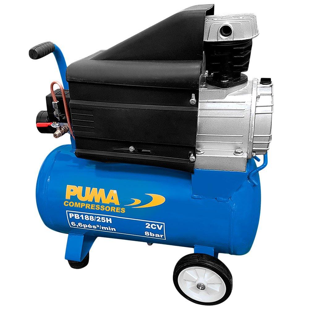 Motocompressor 25L 2CV 60HZ  - Imagem zoom