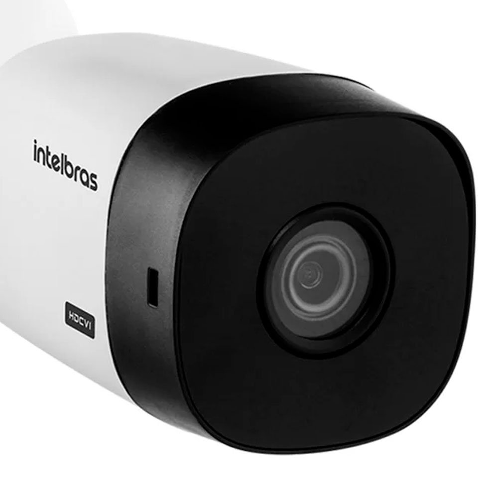 Kit Gravador Digital de Vídeo Multi HD 16 Canais - INTELBRAS-4580329 + Câmera Infra HDCVI LITE VHL 3,6mm 20m - INTELBRAS-4565298 - Imagem zoom