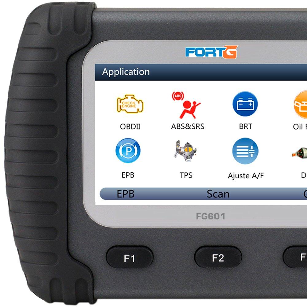 Scanner Automotivo Motor Transmissão ABS e Funções ESP - Imagem zoom