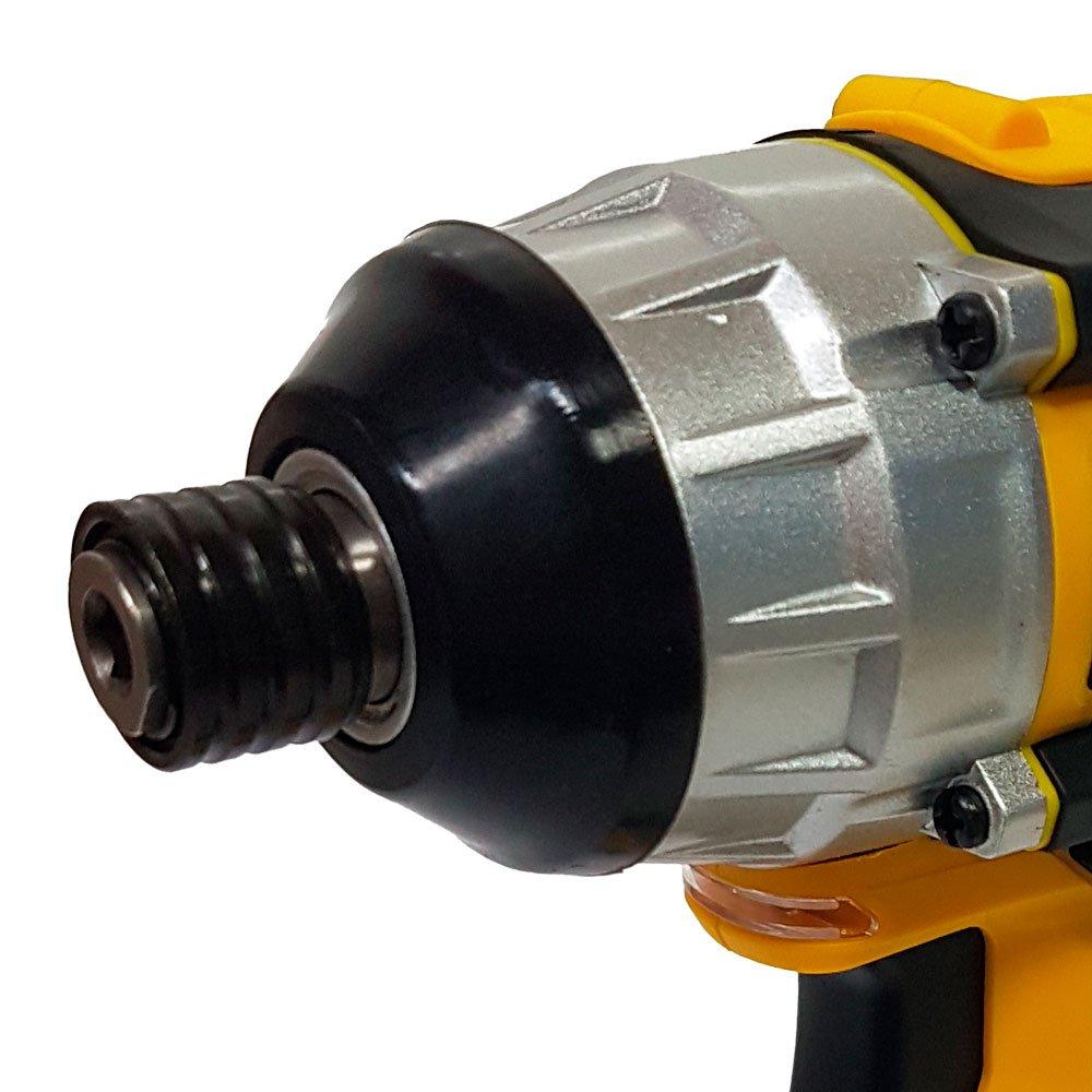 Parafusadeira de Impacto Brushless a Bateria  1/4 Pol. com Carregador - Imagem zoom