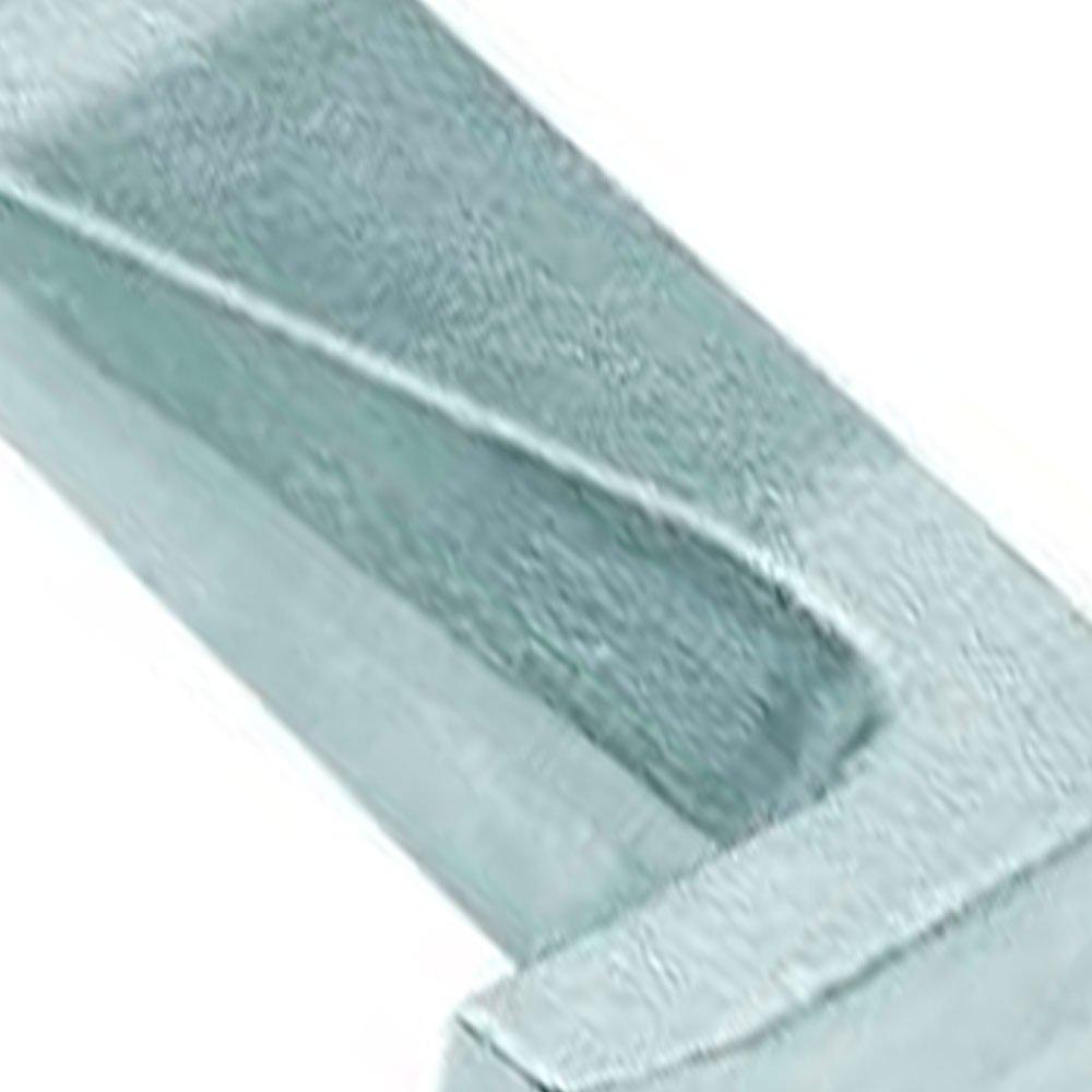 Garra para Saca Polia Cromado de Aço   - Imagem zoom