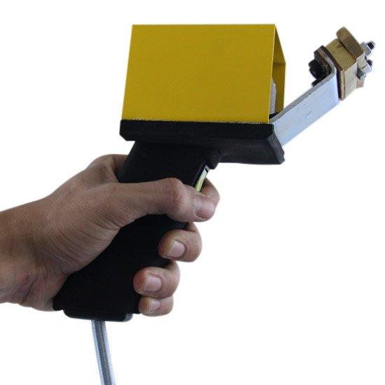 Mini Frizadora de Pneus tipo Riscador - Imagem zoom