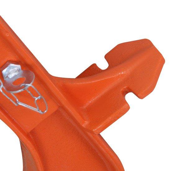 Vulcanizador de Pneus Articulada  - Caminhão - Imagem zoom