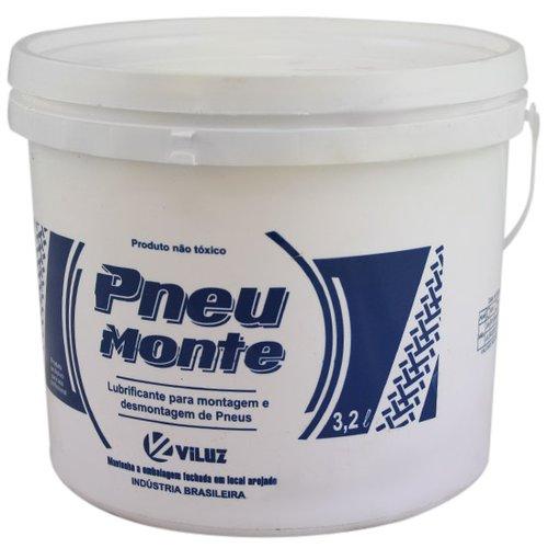 balde pasta para montagem e desmontagem de pneus com 3kg