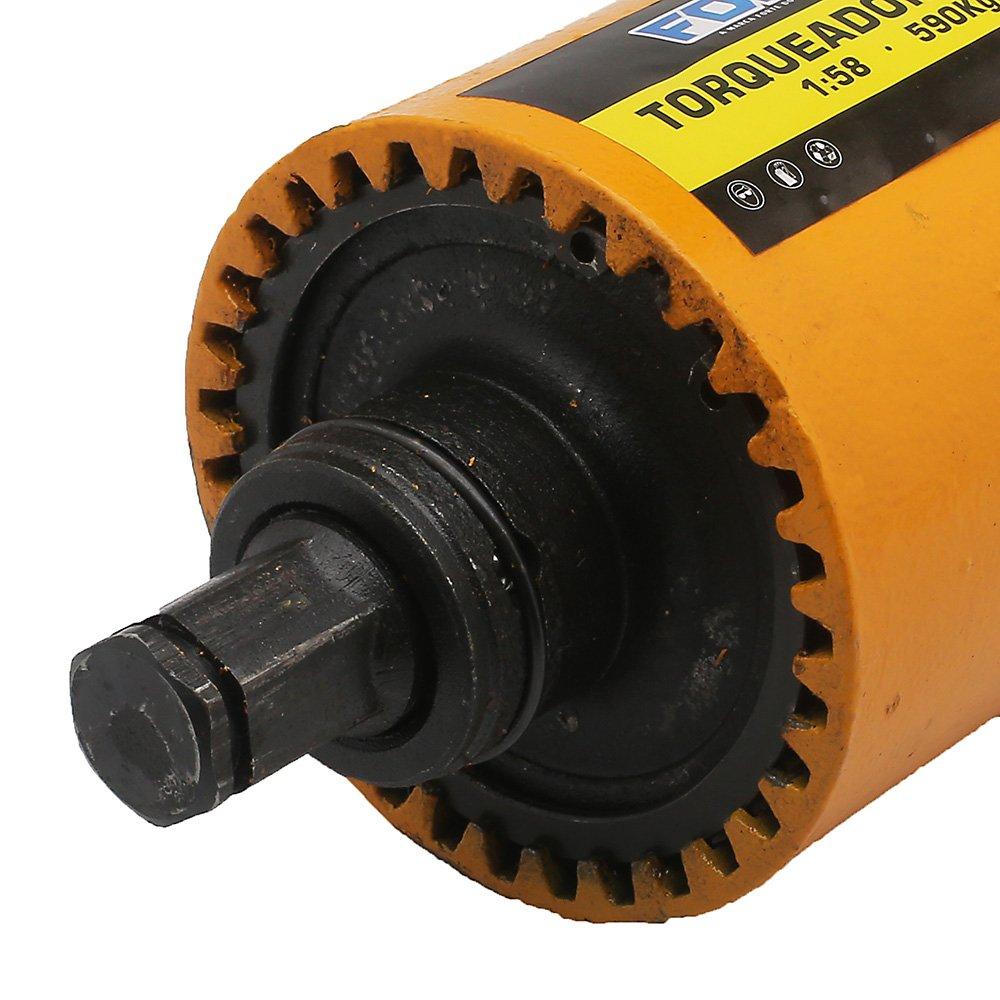Desforcímetro Multiplicador de Torque Móvel  1 Pol. Torqueador 590Kgf + 2 Soquetes 32 e 33mm  - Imagem zoom