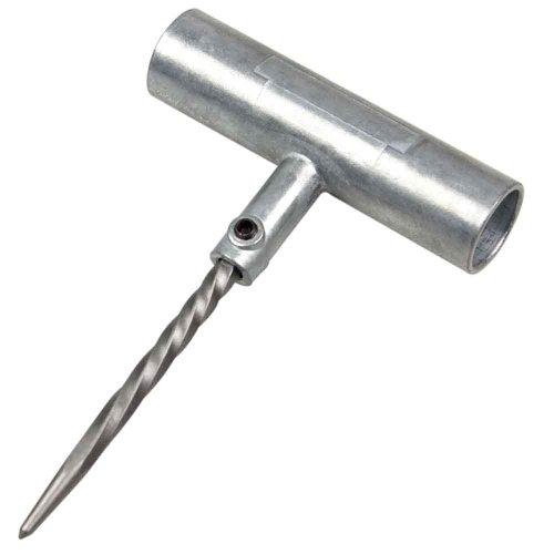 ferramenta escariadora para pneus sem câmara - trt75pr-1-zn