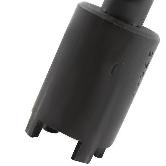 Chave Especial Castelo 20mm para Contra Porca CG 150 Titan  - Imagem zoom