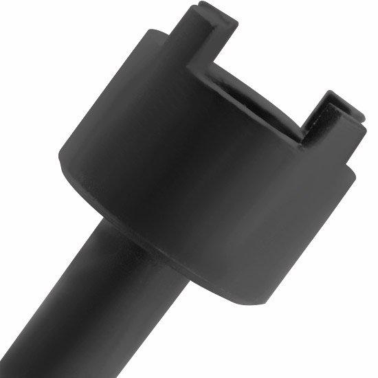 Chave Especial Castelo 24mm para Contra Porca para motos Honda - Imagem zoom