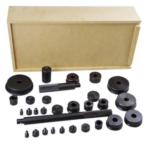 jogo de ferramentas para instalação de rolamentos 30 peças