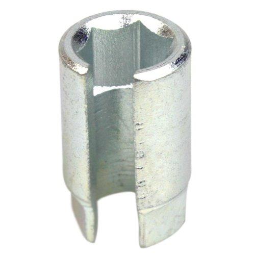 chave para sensor de oxigênio o2 (sonda lambda) de 17mm