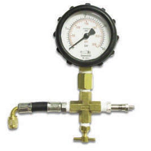 calibrador de amortecedor traseiro a nitrogênio