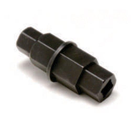 chave hexagonal 4 em 1 para eixo dianteiro com encaixe de 3/8 pol.