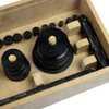 Jogo de Ferramentas para Instalação de Rolamentos com 30 Peças - Imagem 3