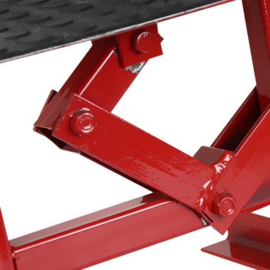 Cavalete Mecânico Central para Motos - Imagem zoom