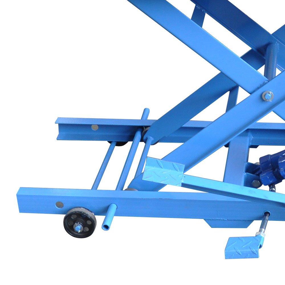 Elevador Hidráulico 350kg para Motocicletas - Imagem zoom
