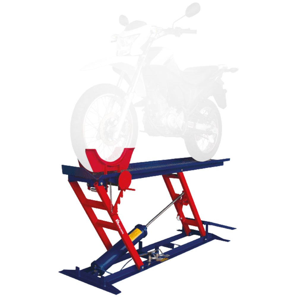 Elevador Pneumático para Motos 250kg - Imagem zoom