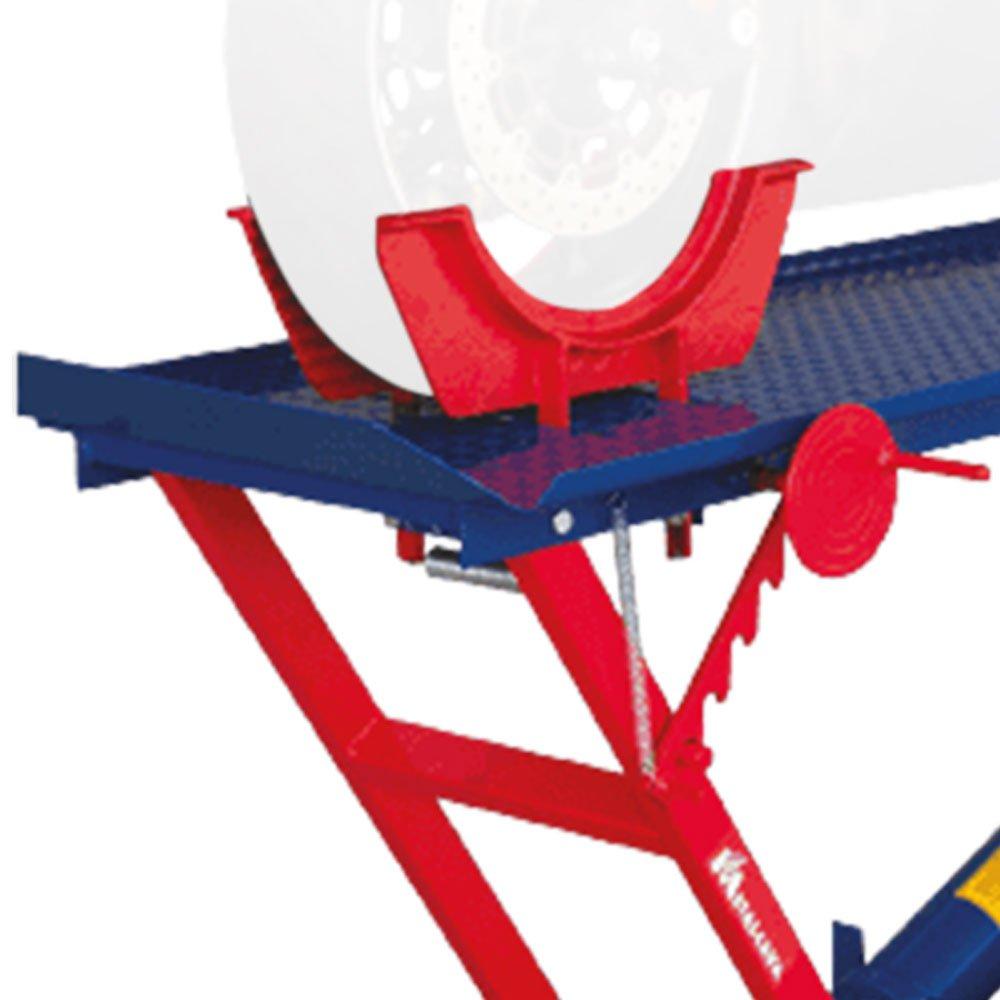 Elevador Pneumático 770mm 450kg para Motos  - Imagem zoom
