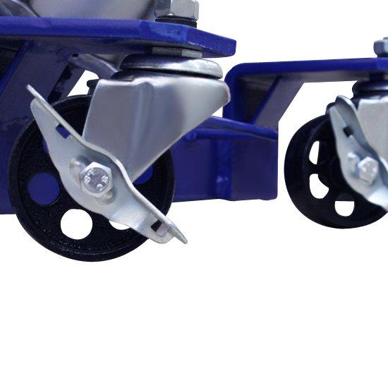 Rampa Hidráulico Pneumático para Moto - Imagem zoom