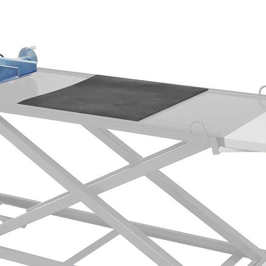 Rampa Pneumático Modelo Leve 300Kg Branco - Imagem zoom