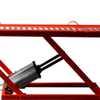 Rampa Pneumática Pit Stop Vermelha 2 Pistões para Motos 350Kg - Imagem 3