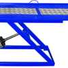 Rampa Pneumática Pit Stop Azul 1 Pistão para Motos 250 Kg  - Imagem 4