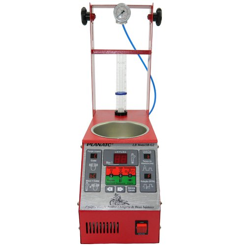 equipamento de ultrassom para moto com cuba 500ml