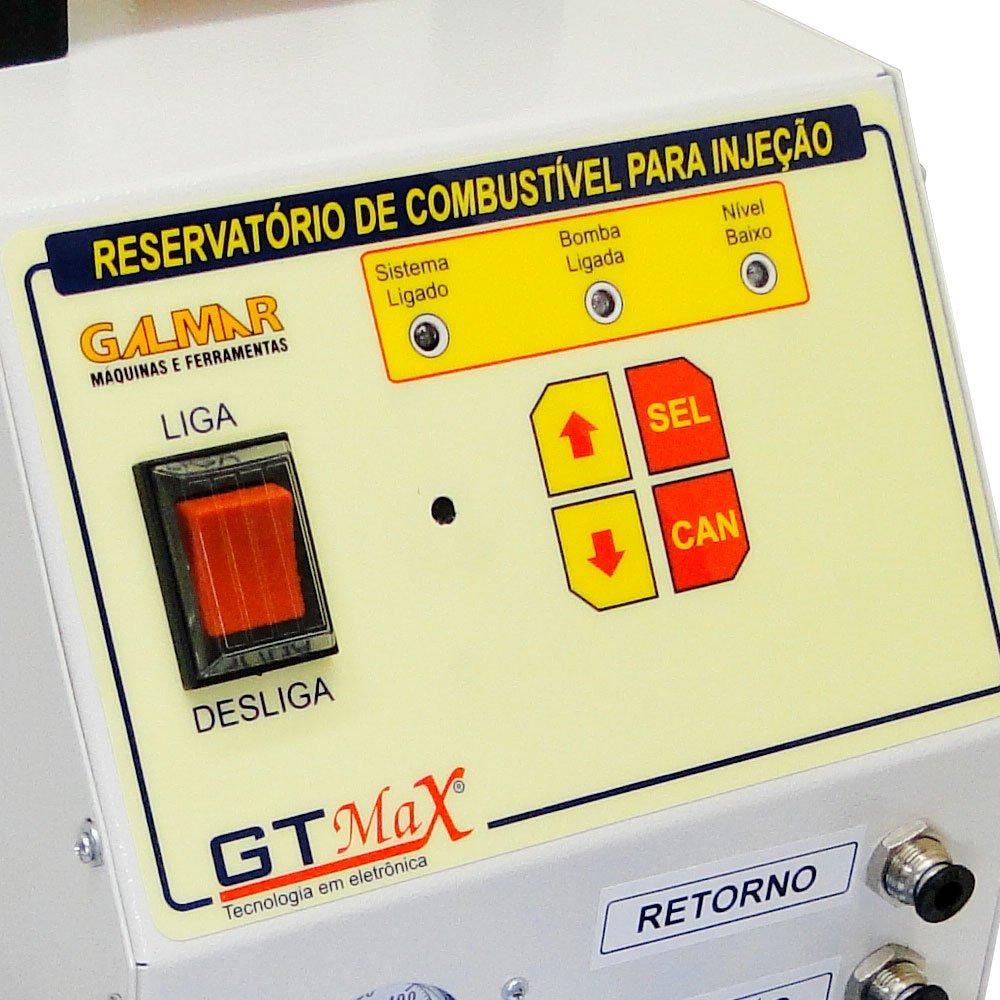 Reservatório de Combustível para Teste em Injeção - Imagem zoom