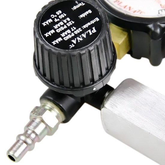 Equipamento para Teste de Vazamento de cilindros de Motos - Imagem zoom