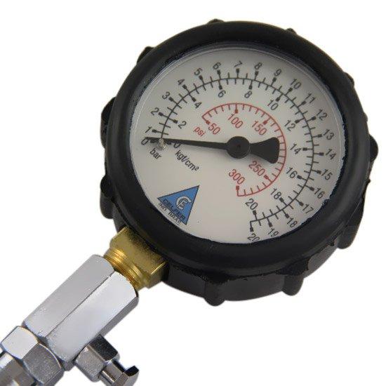 Medidor de Pressão de Compressão de Cilindro para Motos - Imagem zoom
