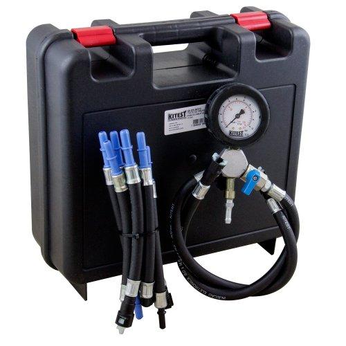 teste de pressão de bomba de combustível para motos