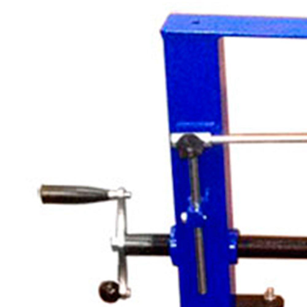 Desempenadora e Alinhadora para Rodas com Macaco Hidráulico - Imagem zoom