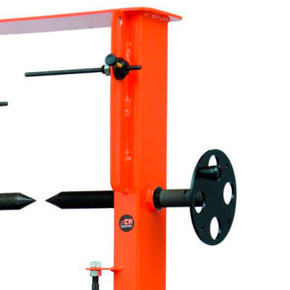 Alinhador e Desempenador Hidráulico para Rodas de Motos - Imagem zoom