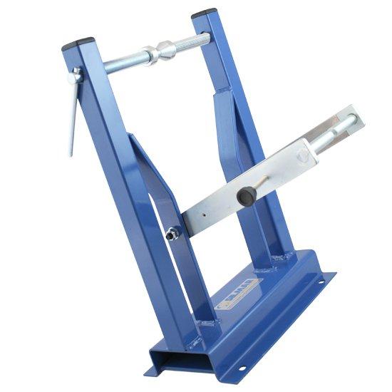 Alinhador de Rodas Pequeno Azul  - Imagem zoom