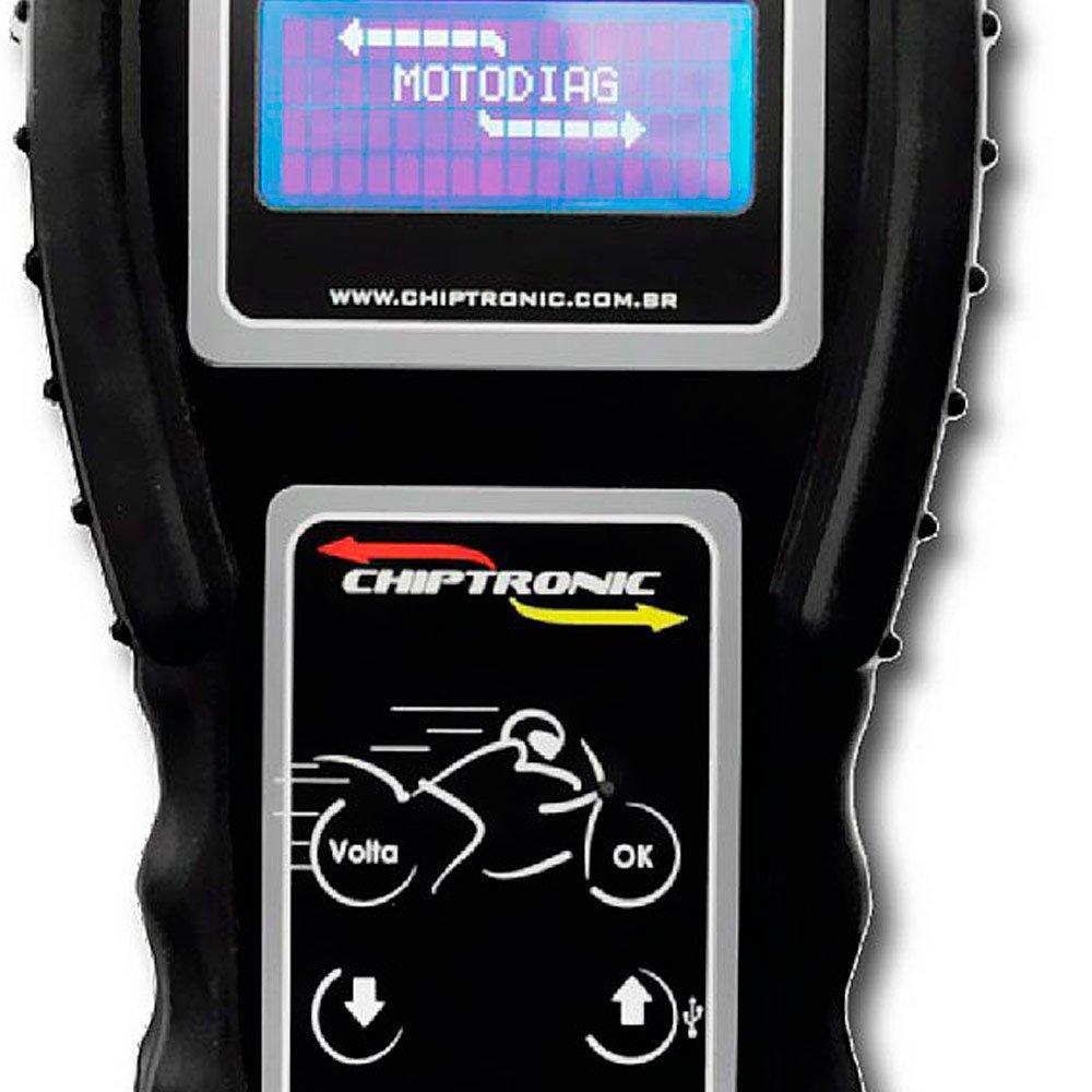 Scanner Motodiag ONE para Motos HONDA - Imagem zoom