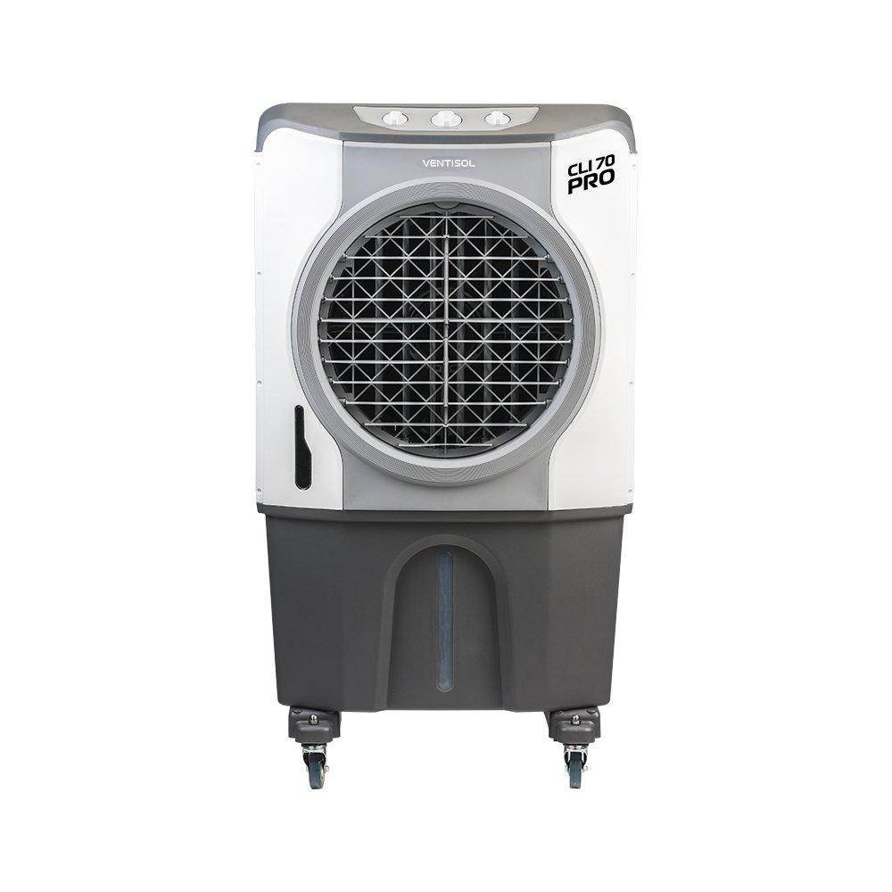 Climatizador Evaporativo tipo Industrial 210W 70L  - Imagem zoom