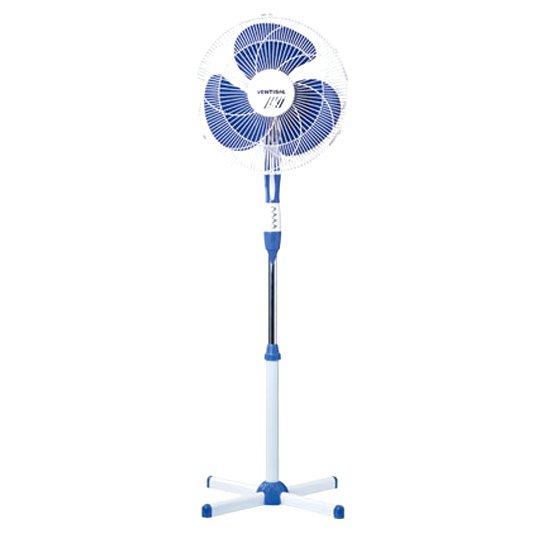 Ventilador Oscilante Coluna 40cm  Branco - Imagem zoom