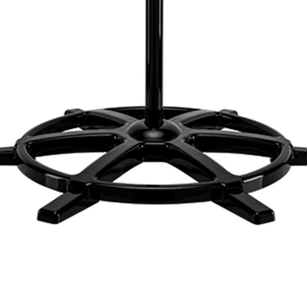 Ventilador Oscilante de Coluna 50cm Preto Bivolt Comercial - Imagem zoom