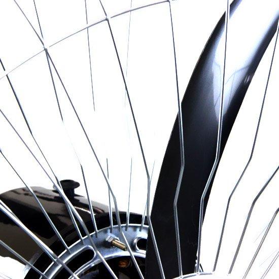 Ventilador Oscilante Coluna 60 cm Preto Premium - Imagem zoom