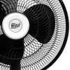 Ventilador Vortex Turbo de Mesa Preto 49cm  - Imagem 3