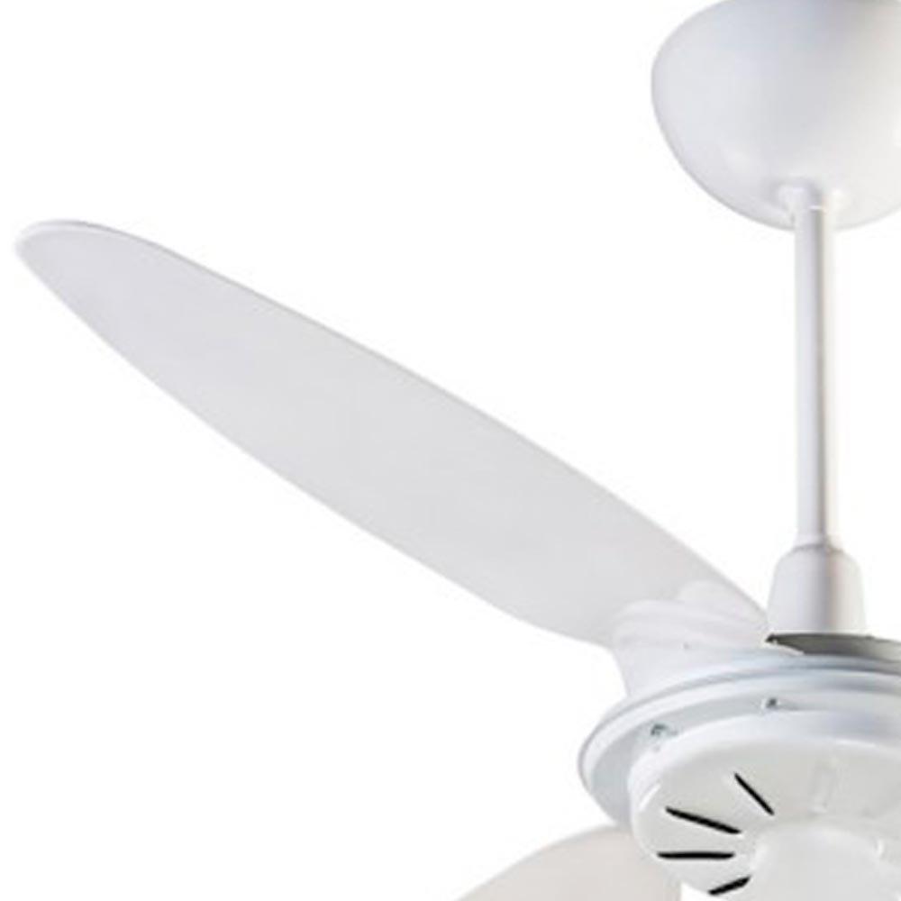 Ventilador de Teto com 3 Pás Transparente  Wind Light - Imagem zoom