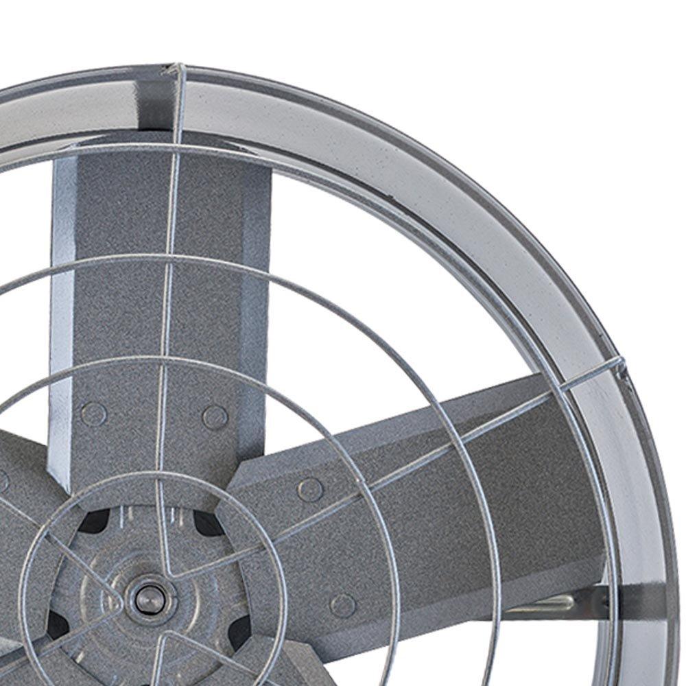 Ventilador Exaustor Cinza 40cm  - Imagem zoom