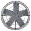 Ventilador Exaustor Cinza 40cm  - Imagem 1