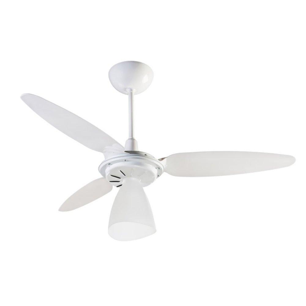 Ventilador de Teto com 3 Pás Branco  Wind Light - Imagem zoom