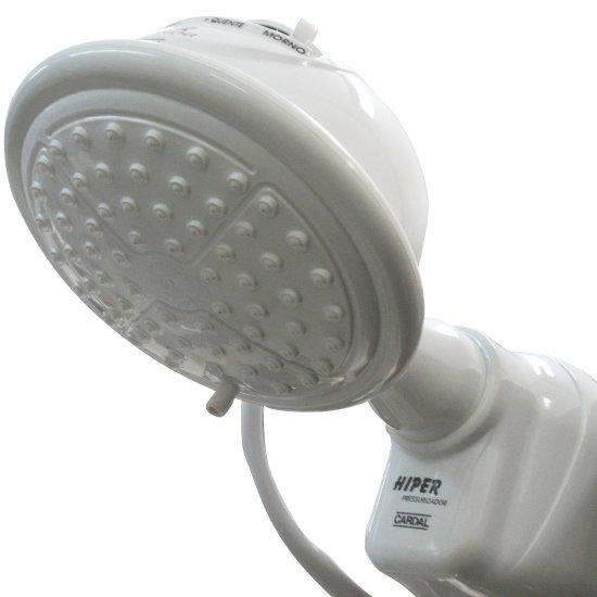 Hiper Ducha Pressurizada 5.5Kw 110V - Imagem zoom
