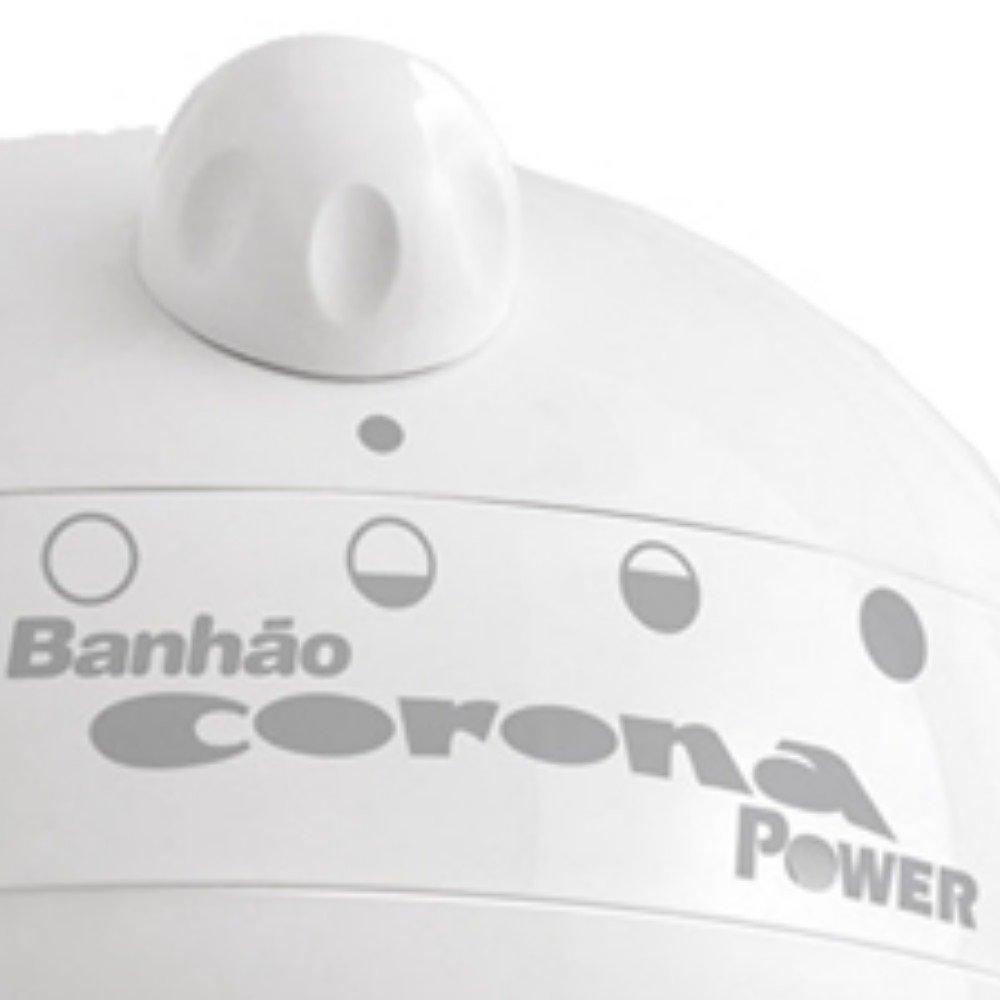 Ducha Banhão Power com Cano  6400 W - Imagem zoom