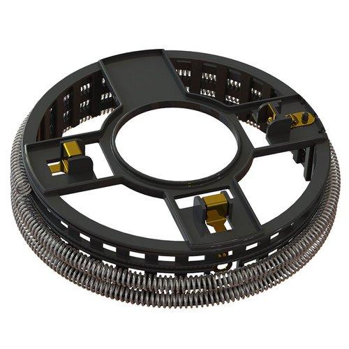 resistência 5500w 110v para duchas space, smart e mega