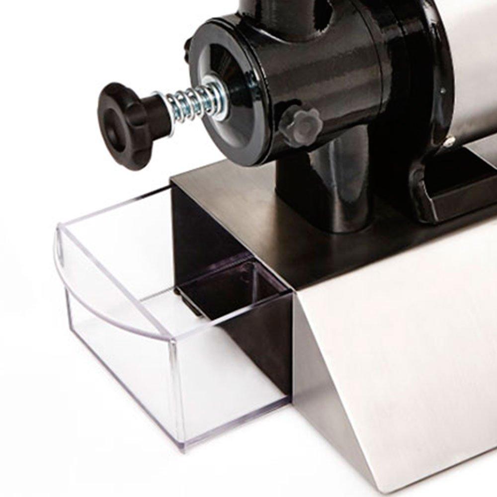 Moedor de Café Elétrico 3.0 em Aço Inox 15kg/h 255W  - Imagem zoom