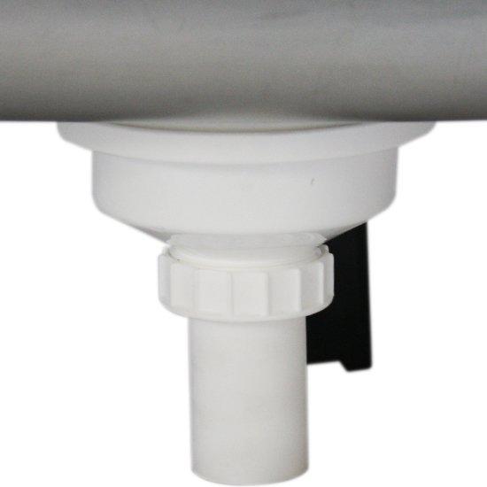 Cuba Retangular de Aço Inox 400 x 340mm - Imagem zoom