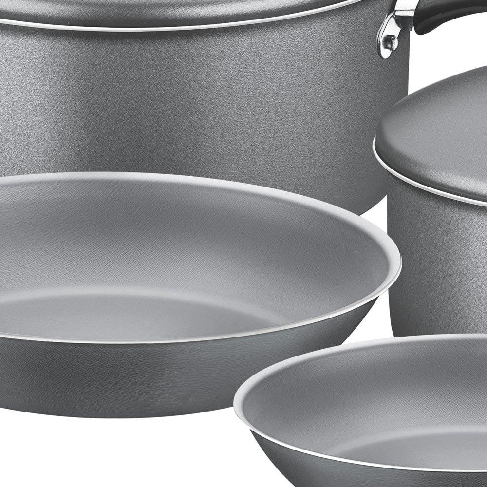 Jogo de Panelas Alumínio 5 Peças TURIM - Imagem zoom